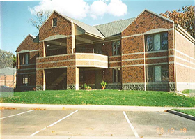 Concordia Seminary Married Student Housing